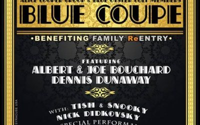 Press Release: Blue Oyster Cult and Alice Cooper Band Members to Play Benefit Concert for Family ReEntry on April 13th at FTC Warehouse, Fairfield