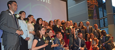 Fairfield County's young professionals shine in the 13th annual 40 Under Forty ceremony