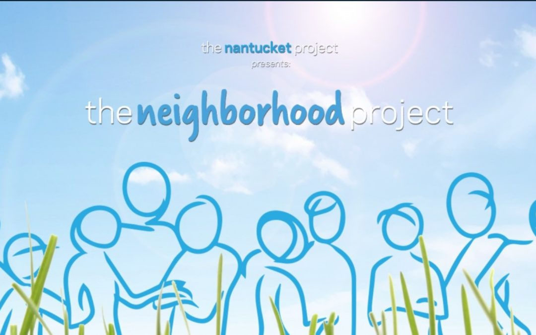 Interview: The Neighborhood Project Podcast with Hosts Tom Scott and Kelly Corrigan