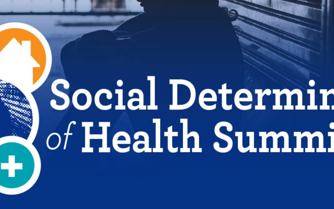 Panel: Social Determinants of Health Summit, April 19, 2018