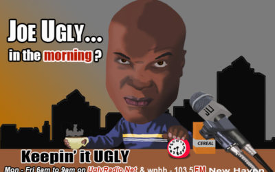 Interview: Ugly Radio, WNHH 103.5 New Haven, Tues., April 10, 2018, 8 am