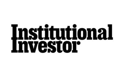 "Article: We were Featured in Institutional Investor, ""Surviving Prison as a Wall Street Convict: The Inside Story of Life Inside."" May 23, 2018"