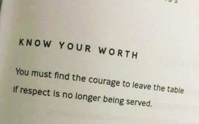 "Quotes We Love: Tene Edwards, ""Know Your Worth"""