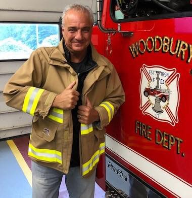 Article: Rev. Jeff Grant, Ordained Minister, Appointed as Woodbury Fire Department Staff Chaplain