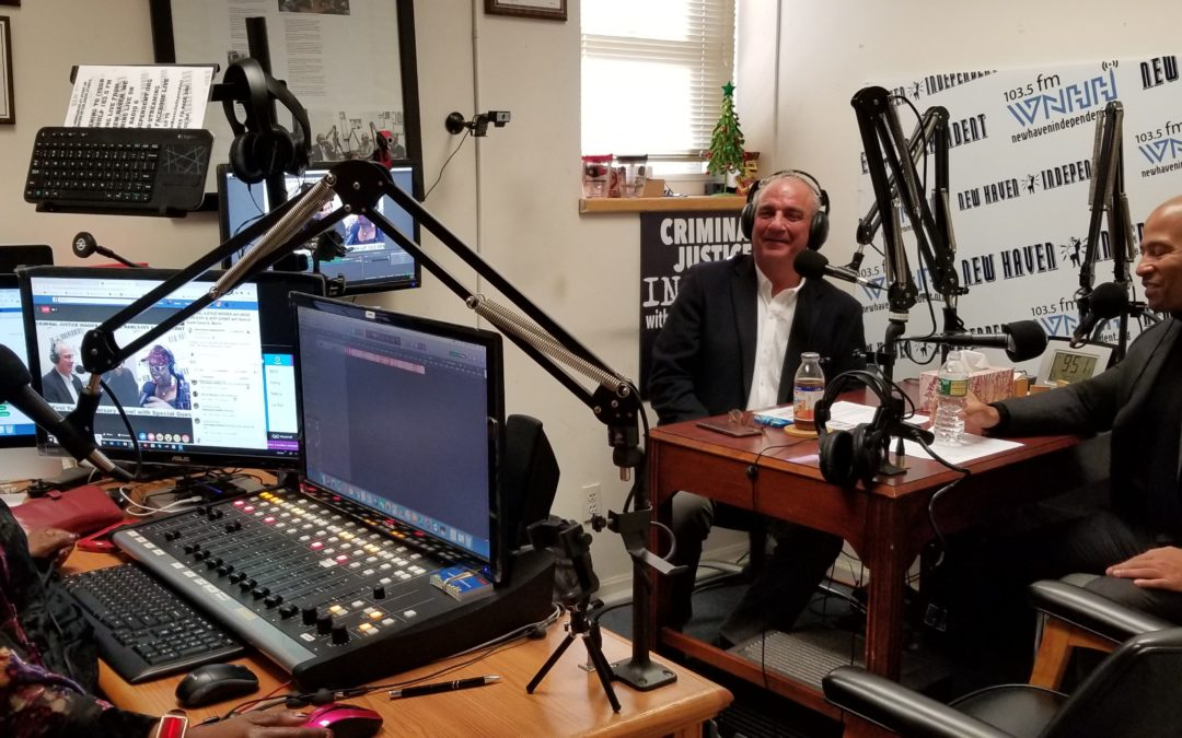 Listen on SoundCloud to Criminal Justice Insider with Babz Rawls Ivy and Jeff Grant with special guest Glenn E. Martin, Founder of GEMTrainers and Founder & Past-President of JustLeadershipUSA: Fri., Dec. 7, 2018.