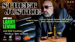 Rev. Jeff Grant will be Appearing on Street Justice with Larry Levine, Fri., Feb. 15, 2019, 7 pm ET