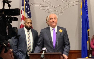 "Press Conference: ""Unlock the Vote"" to Restore Voting Rights to Incarcerated Persons, CT State Capitol, Hartford, Mar. 6, 2019"