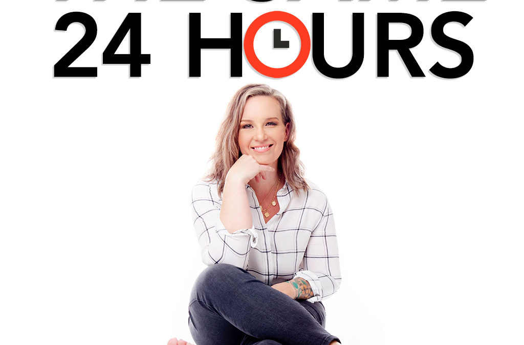Jeff Grant on The Same 24 Hours Podcast with Meredith Atwood: Prison, Addiction & A Purpose Beyond Ourselves