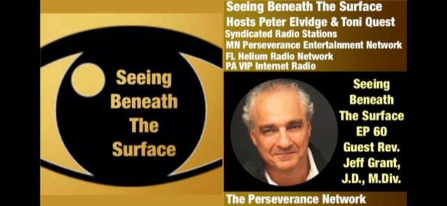 Podcast: Jeff on Seeing Beneath the Surface with Toni Quest and Peter Elvidge, Ep. 60