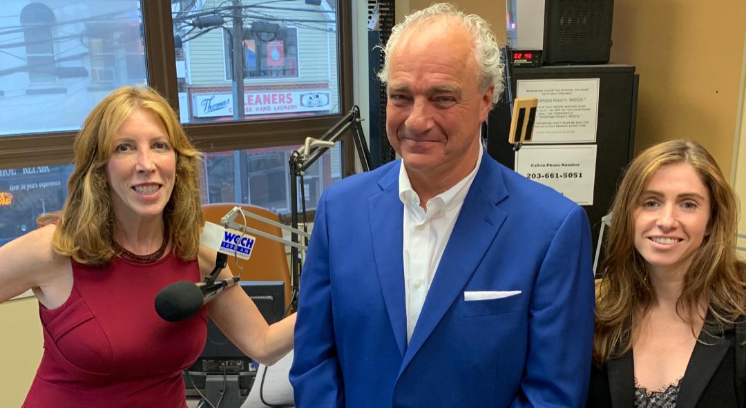 Radio/Podcast: Jeff on Defy & Hustle with Noreen Ehrlich, WGCH 1490 am Greenwich, June 19, 2019