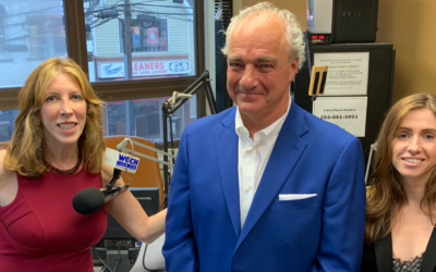 Radio/Podcast: Jeff on Defy & Hustle with Noreen Ehrlich, WGCH 1490 am Greenwich, June 19, 2019