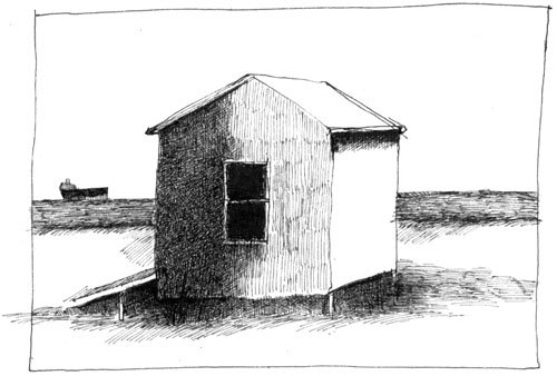 A Parable: The Shack, The Key and The Match, by Jeff Grant