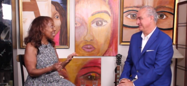 """Video: Rev. Jeff Grant is Interviewed by Toni Quest on her Podcast """"Talk with TQ"""""""
