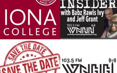 Save the Date: The Criminal Justice Insider Podcast with Babz Rawls Ivy & Jeff Grant, Live Onstage at Iona College, New Rochelle, NY, Apr. 16, 2020, 6:30 pm ET