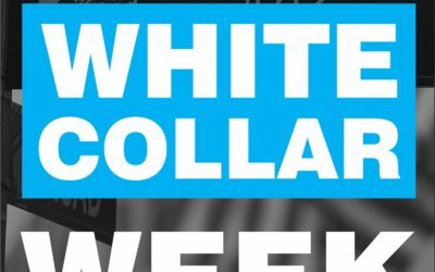 White Collar Week with Jeff Grant, Podcast Ep. 04: One-on-One with Tipper X : Tom Hardin
