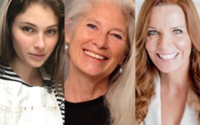 White Collar Week with Jeff Grant, Podcast Ep. 07: White Collar Wives, with Guests: Lynn Springer, Cassie Monaco & Julie Bennett. Special Guest: Skylar Cluett