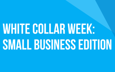 White Collar Week with Jeff Grant, Podcast Ep. 09: Small Business Edition, with Guest: Taxgirl Kelly Phillips Erb