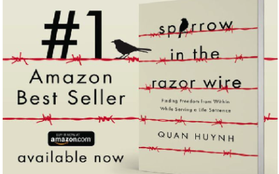 The Criminal Justice Insider Podcast with Babz Rawls Ivy & Jeff Grant, Sparrow in the Razor Wire, with Guest: Quan Huynh, Fri., Dec. 18, 2020