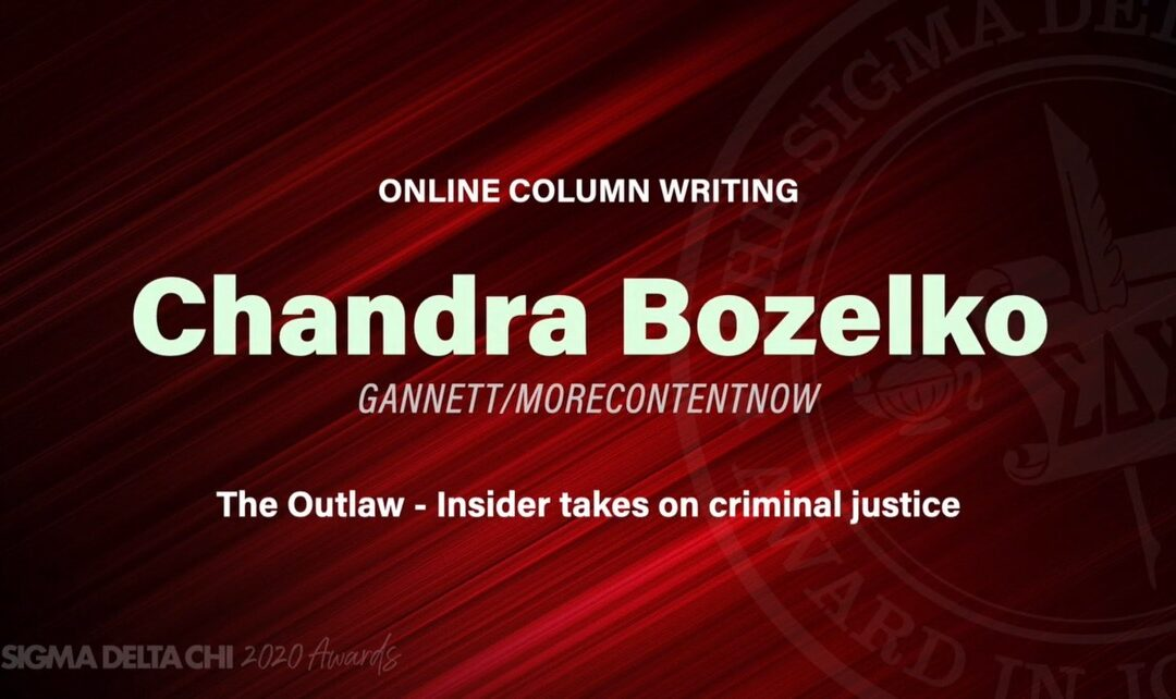 Award: Fellow Traveler Chandra Bozelko is 2020 Sigma Delta Chi Award Winner – Society of Professional Journalists