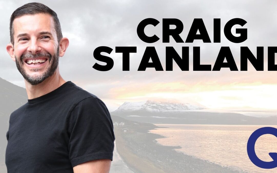 Podcast: How Fellow Traveler Craig Stanland Used a 2-Year Prison Sentence to Cultivate Inner Peace, Self-Forgiveness, And the Fine Art of Gratitude, James Quandahl Podcast